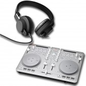 Vestax SPIN-2 REFURBISHED DJ Controller PLUS Refurbished AIAIAI TMA-1 DJ Headphones